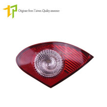 reliable quality auto parts wholesale tail lamp TY-101-0271for Toyota COROLLA 2001 ALTIS TAIWAN TYPE