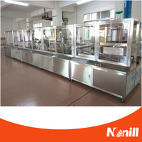 High Speed Assembly Line for Vacuum Blood Collection Tube