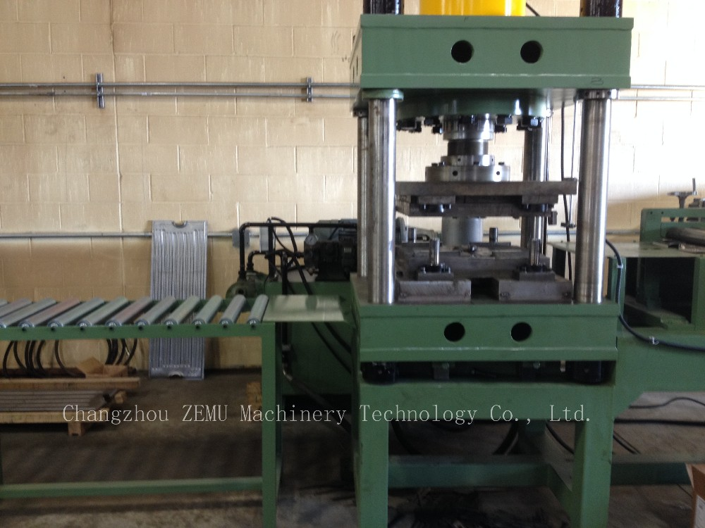 Transformer Radiator Fin Manufacturing Machine