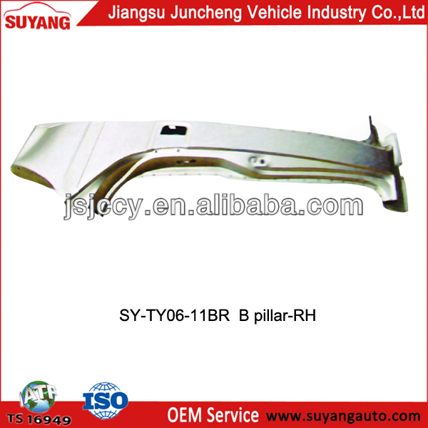 Toyota Quantum Van Parts Central Door Pillar