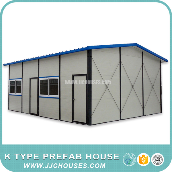 2017 latest PREFAB HOUSE, exporting new design house steel, ready made house designs in india
