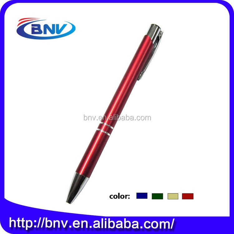 7 years gold supplier wholesale ball point pen refills