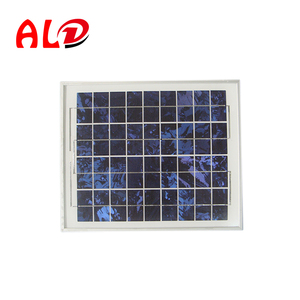 Good quality 10W multicrystalline silicon poly solar photovoltaic module