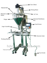 New product Semi-Automatic Auger Filler/dyr powder filling machine