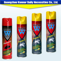 water based and alcohol base chemical insect killer, aerosol anti mosquito spray,