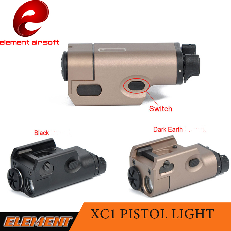 EX414 SF XC1 pistol light tactical mini led flash light shooting hunting torch light