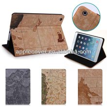 Leather Case Pouch Flip Stand For Apple iPad Mini 2 (Mix Colors)