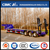 CIMC 3axle Concave-Beam Low Bed Semi Trailer Without Cover on Tire