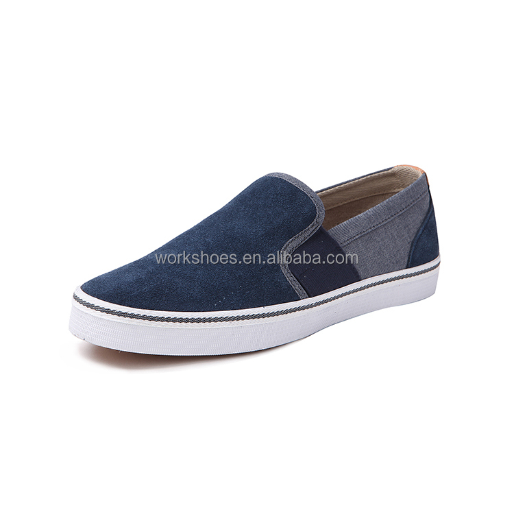Latest model men's flat sole casual shoes