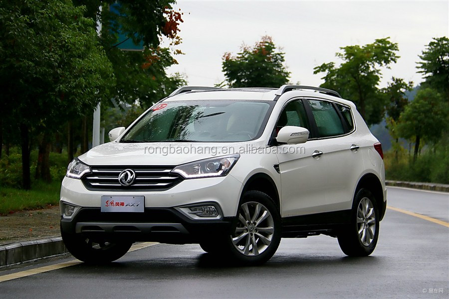 2016 new brand sedan type Dongfeng Fengshen AX7 car