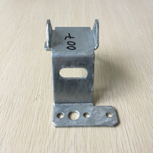 custom car spare customized stamping parts