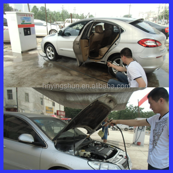 2017 new designed CE coin car wash/card operated self-service car wash equipment station/car wash self service