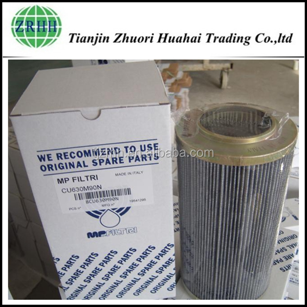 MP filter imported emerald MP filter for metallurgical industry
