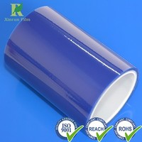 Professional 86micron LDPE Blue Protective Film with Low Price