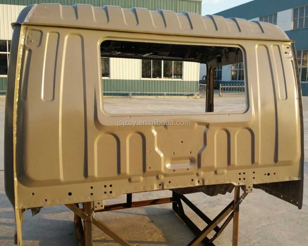 Used truck body parts for Japanese FVR truck cabin