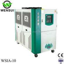 Air cooled industrial chiller plastic chiller 10HP