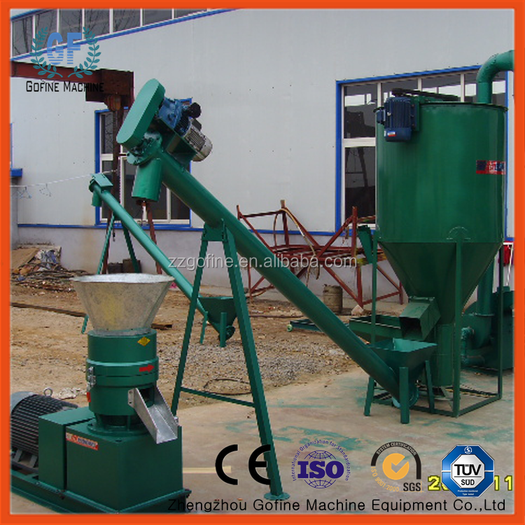 hot sale animal feed production line