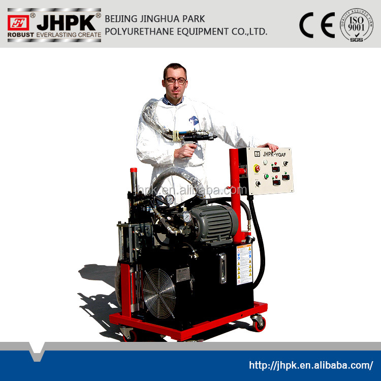 popular polyurethane injection machine