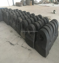 recycling waste crusher hammer mill parts industrial electric aluminum can crusher