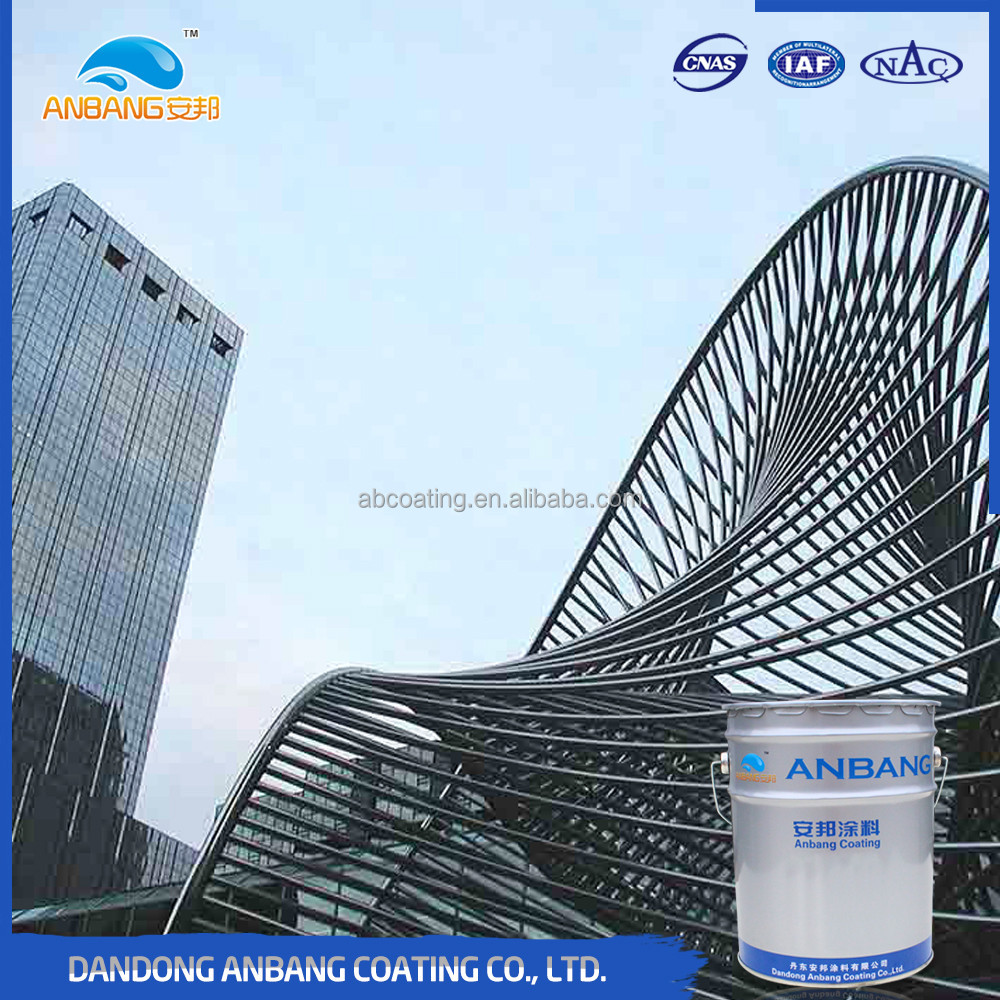 AB362G cathodic protection primer zinc rich epoxy anti-corrosive paint