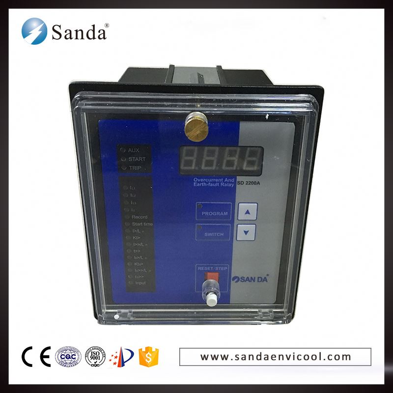 Vietnam hot sale earth fault relay