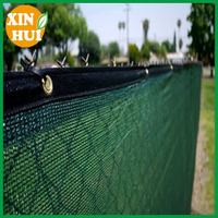 Virgin Material Cheap Garden Plastic HDPE Guard Fence Net