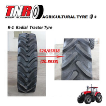 Agricultural Tractor Tires 7.50-18 Farm Tires R1 Pattern 16.9-28