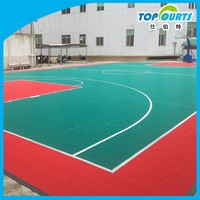 Outdoor&Indoor long using lifel mobile basketball floor