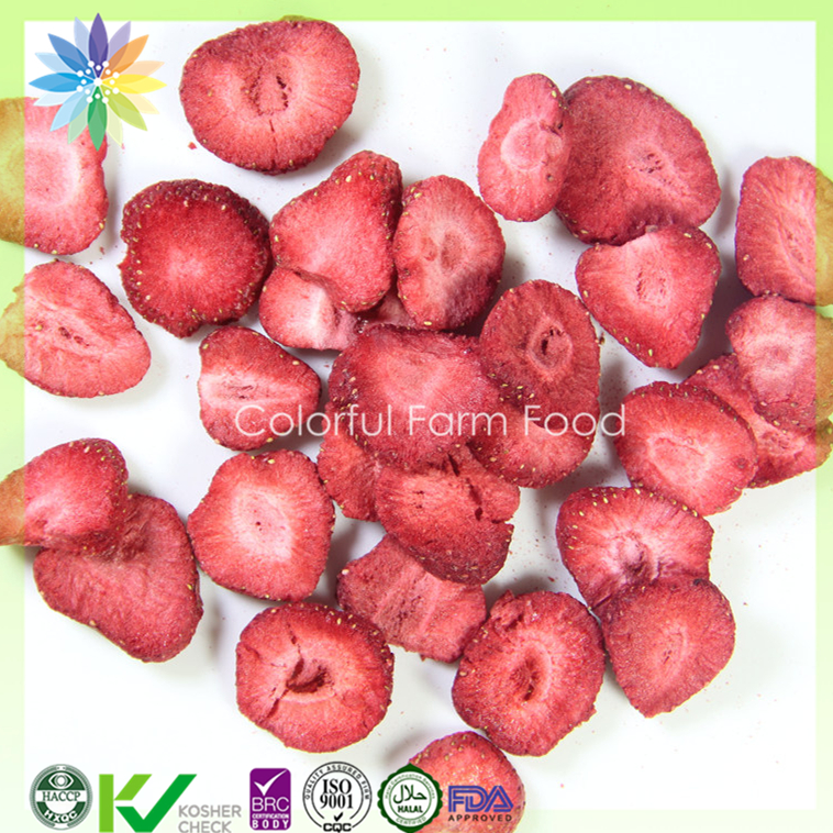 Freeze Dried Fruit Chips wholesale(strawberry)