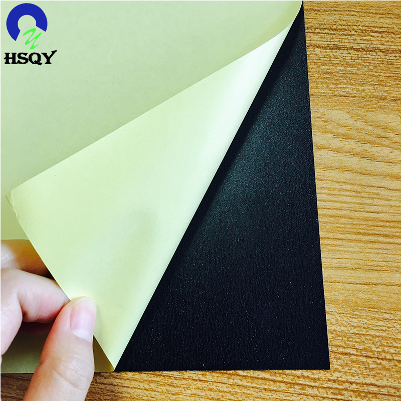 Double sided adhesive photo albums PVC sheets , rigid & foam PVC sheet