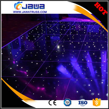 2016 new wedding invention interactive led dance floor