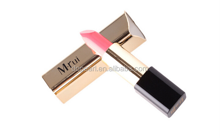 12 color long lasting beauty makeup waterproof lipstick