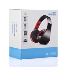 2017 New Arrival Rechargeable High Quality Wireless Bluetooth Headphone