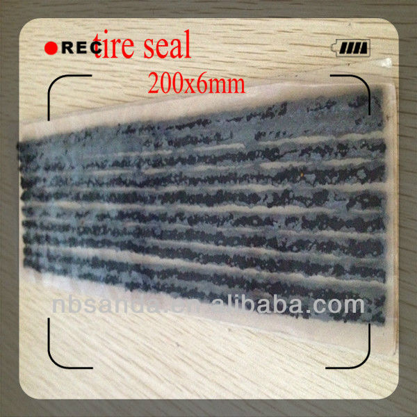 2013 direct factory tire seal / tire repair seal string / tire repair seal