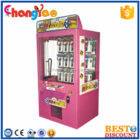 Hot Selling Key Master Video Push Win Game Vending Machines