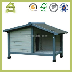 SDD09 top selling wood a frame dog house kennel