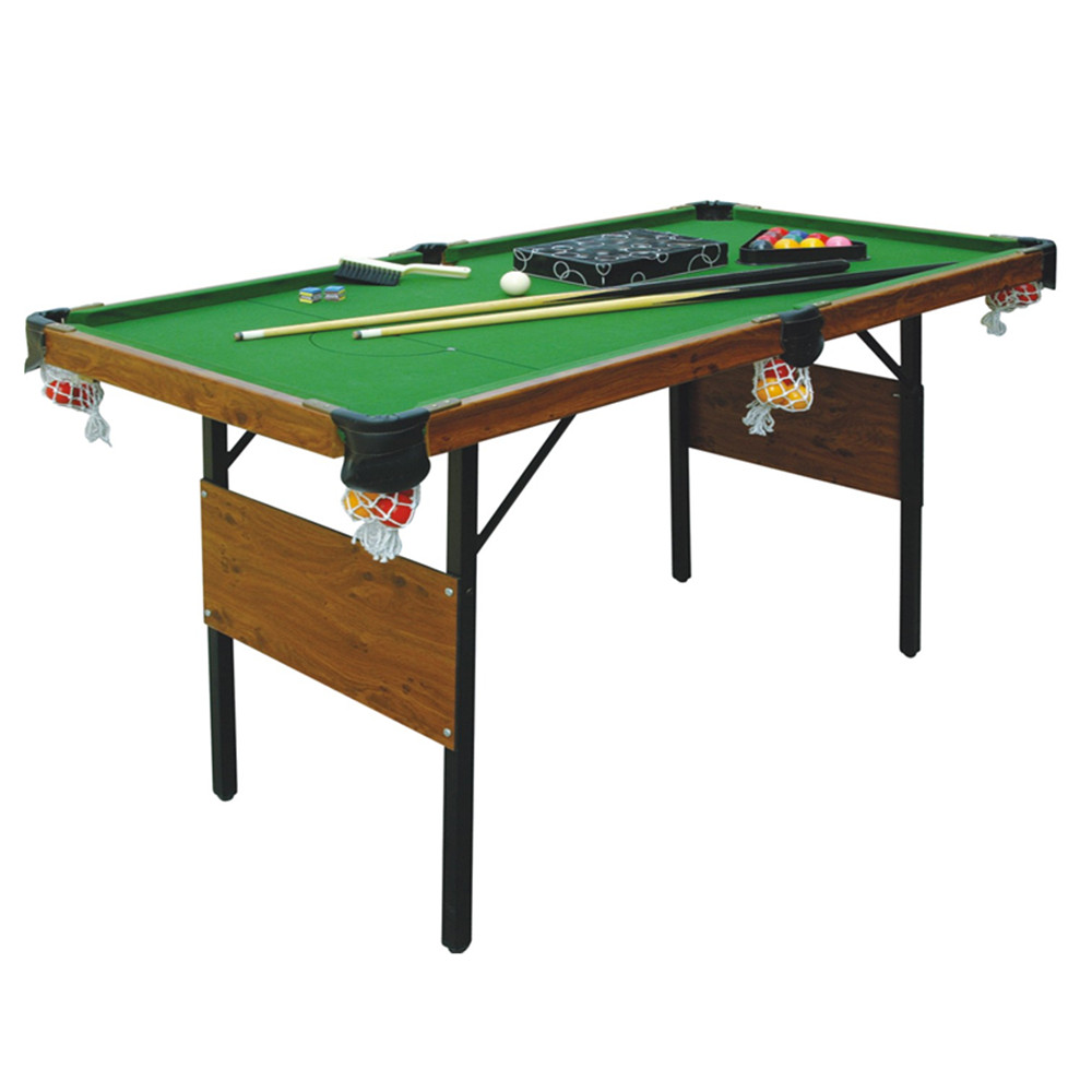 New design antique brown carom billiard table with competitive price