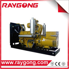 500KW Shangchai Diesel Generator Set use in indrusty