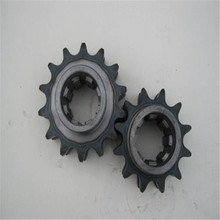 Sprocket and chain small