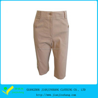 Regular Fitted 100 Cotton Fitness Golf