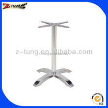ZT-8005B aluminum rustless protection table base