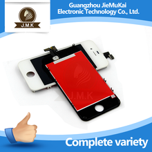 China supply sales screen digitizer for iphone 4s glass touch screen replacement,for iphone 4s display original complete lcd