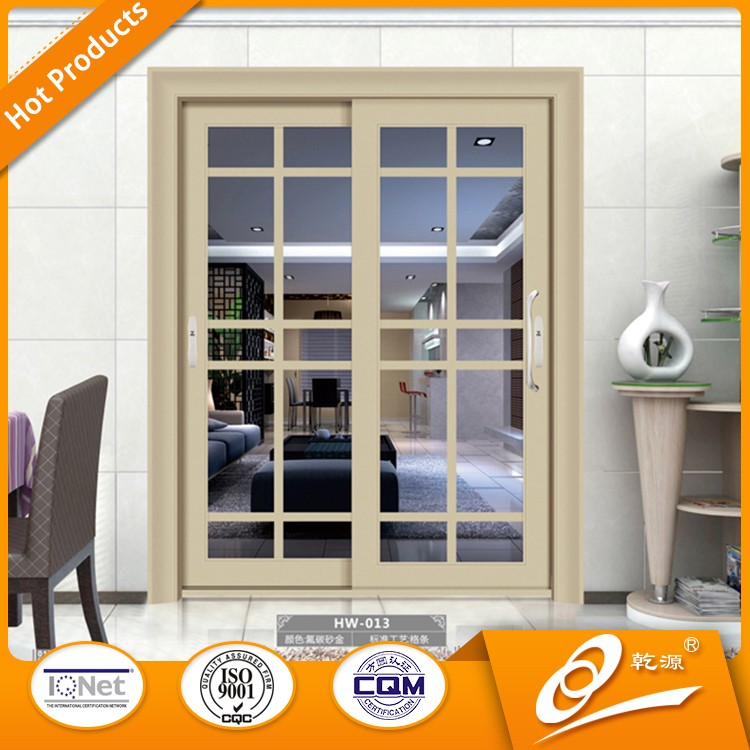 used Commercial sliding Glass Aluminum Doors and Windows for Hot Sale