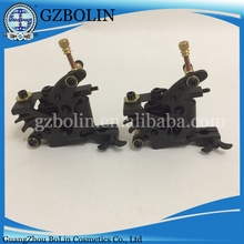 Black Color Alloy Material Tattoo Coil Machine Gun