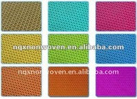 Different color non woven fabric for different use