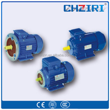 Small variable speed electric motor 220 volts three phase 7.5hp electric ac motor