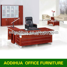 New Hot-selling office desk side table Wooden Series manager desk with extension and drawer A-198