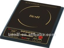 Multi-function 6 power levels shcott ceran hob 2000w induction plate