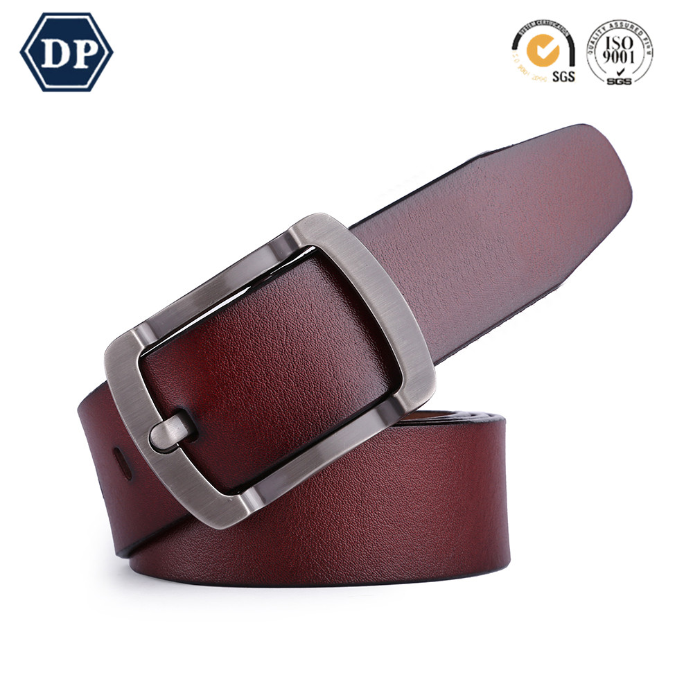 DP001-3 Factory price europe style replica designer belts for men