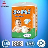 Cheap price USA pulp high absorbent baby diaper nappies manufacturer